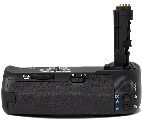 APUTURE Battery grip BP-E9 pro Canon EOS 60D