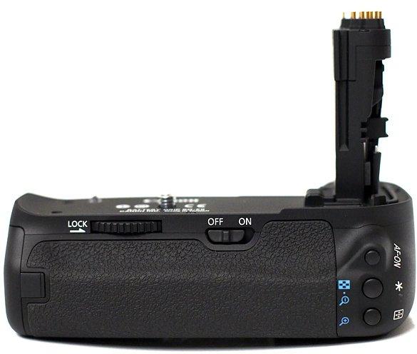 APUTURE bateriový grip BP-E9 pro Canon EOS 60D