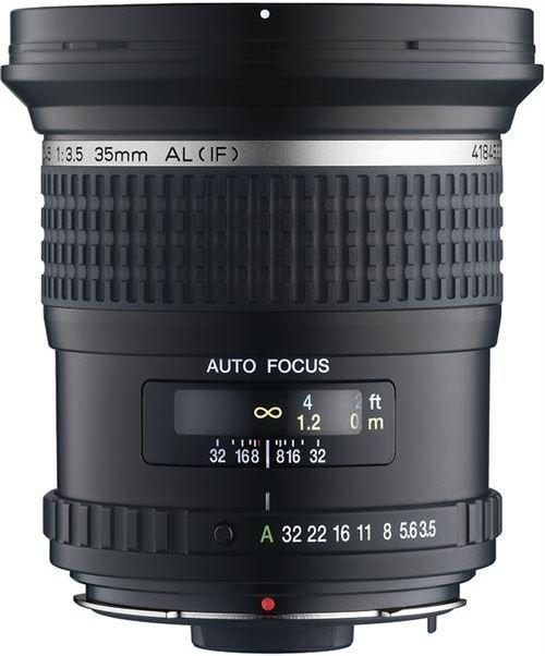 PENTAX 645 35 mm f/3,5 AL IF