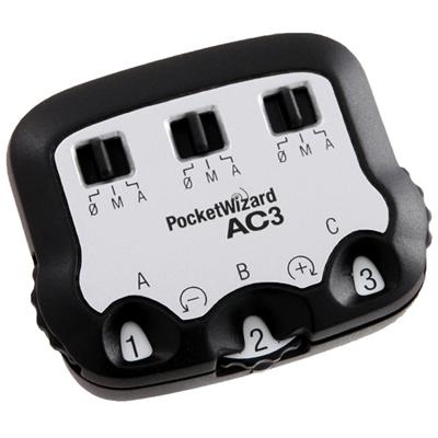 POCKETWIZARD AC3 Zone Controller pro Nikon
