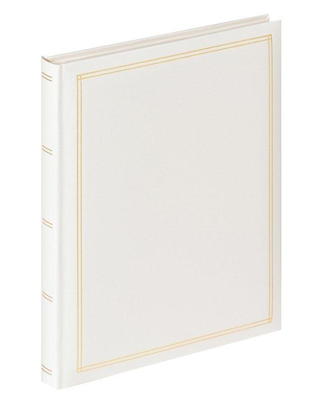 WALTHER MONZA samolepicí/30 stran, 26x30, bílá