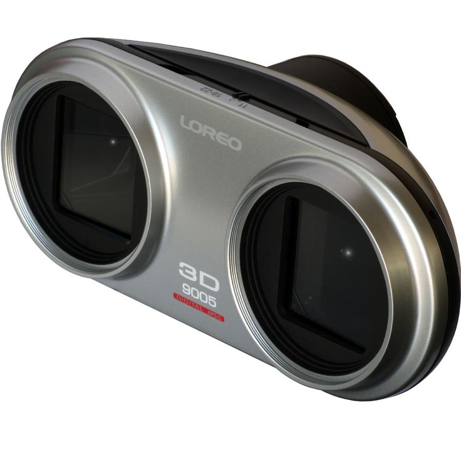 LOREO Lens in a Cap 3D 9005 pro Olympus/Panasonic MFT