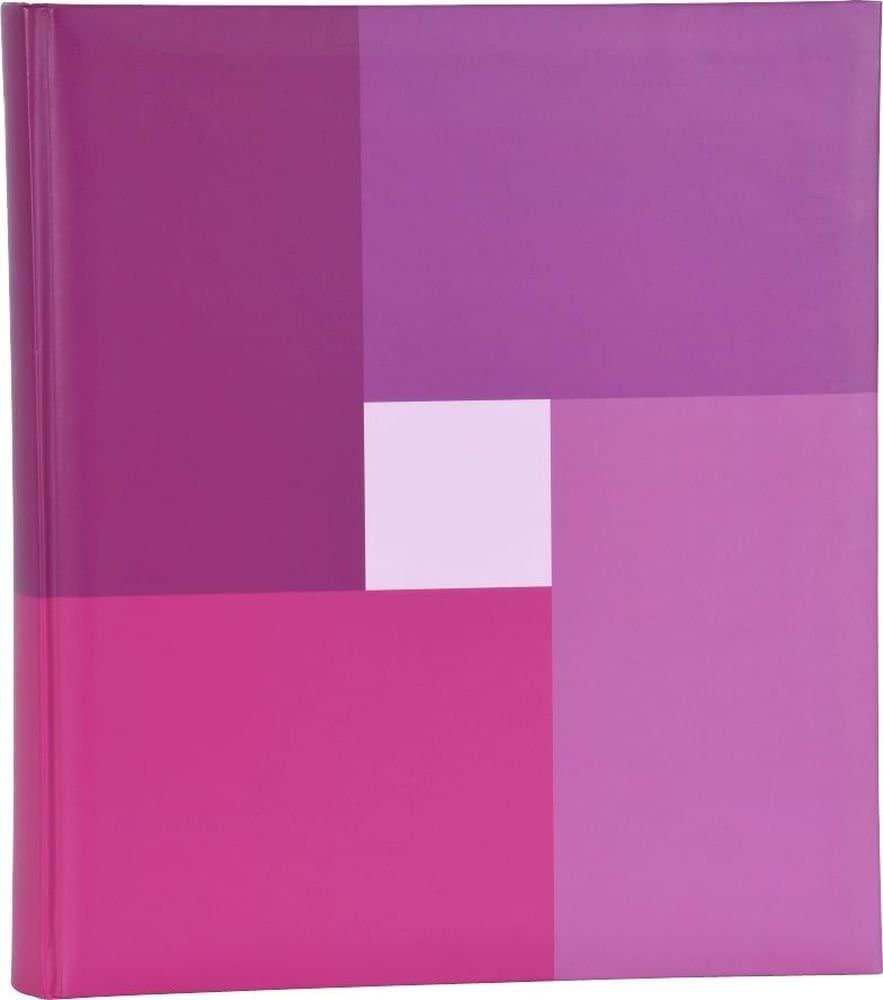 HENZO NEXUS klasické/100 stran, 29x33, fialová