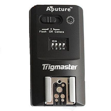 APUTURE přijímač rádiový TrigMaster MXIIrcr-N pro Nikon