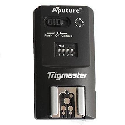 APUTURE přijímač rádiový TrigMaster MXIIrcr-L pro Olympus - 2,4GHz
