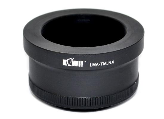 KIWI adaptér objektivu T2 na tělo Samsung NX