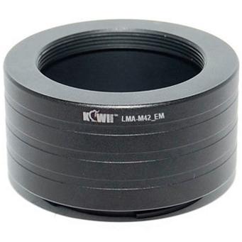 KIWI adaptér objektivu M42 na tělo Sony E