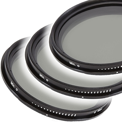 FOMEI Wide - Variable ND filtr NDV 2-8x 77mm FY8877
