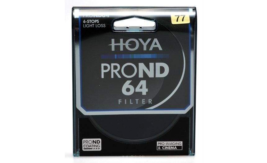 HOYA filtr ND 64x PRO 77 mm