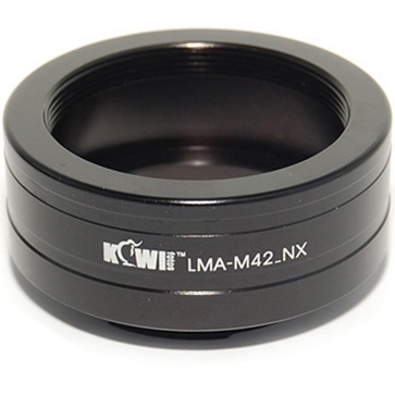 KIWI adaptér objektivu M42 na tělo Samsung NX