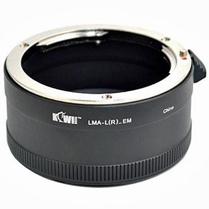 KIWI adaptér objektivu Leica R na tělo Sony E