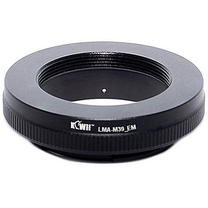 KIWI adaptér objektivu M39 na tělo Sony NEX