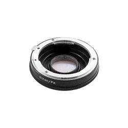 KIWI adaptér objektivu Nikon D na tělo Pentax