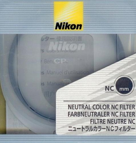 NIKON 1 Filtr 40,5mm NC
