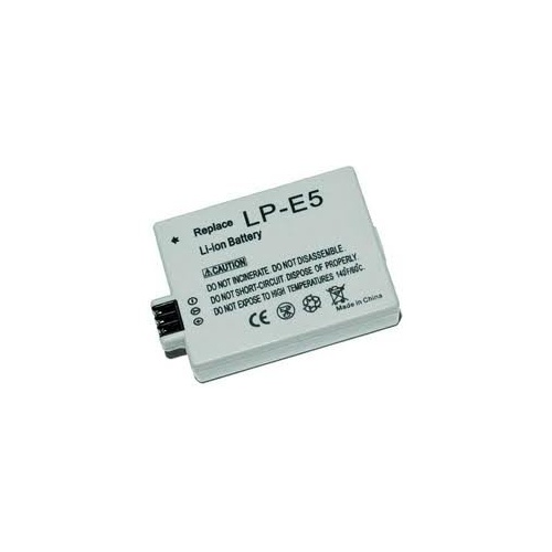 BATTERY Pack CANON LP-E5
