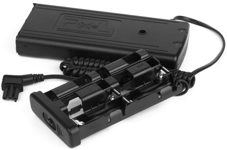 PIXEL zdroj na AA baterie TD-382 pro Nikon SB-900/910
