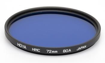 HOYA filtr konverzní KB15/80A HMC 72 mm