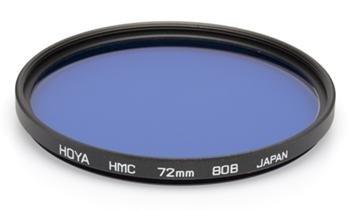 HOYA filtr konverzní KB12/80B HMC 72 mm