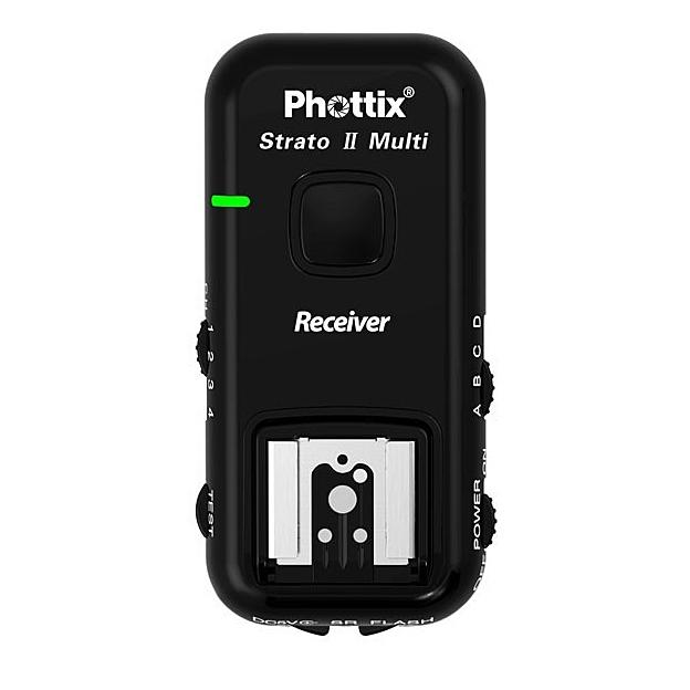 PHOTTIX STRATO II rádiový přijímač blesku pro Canon