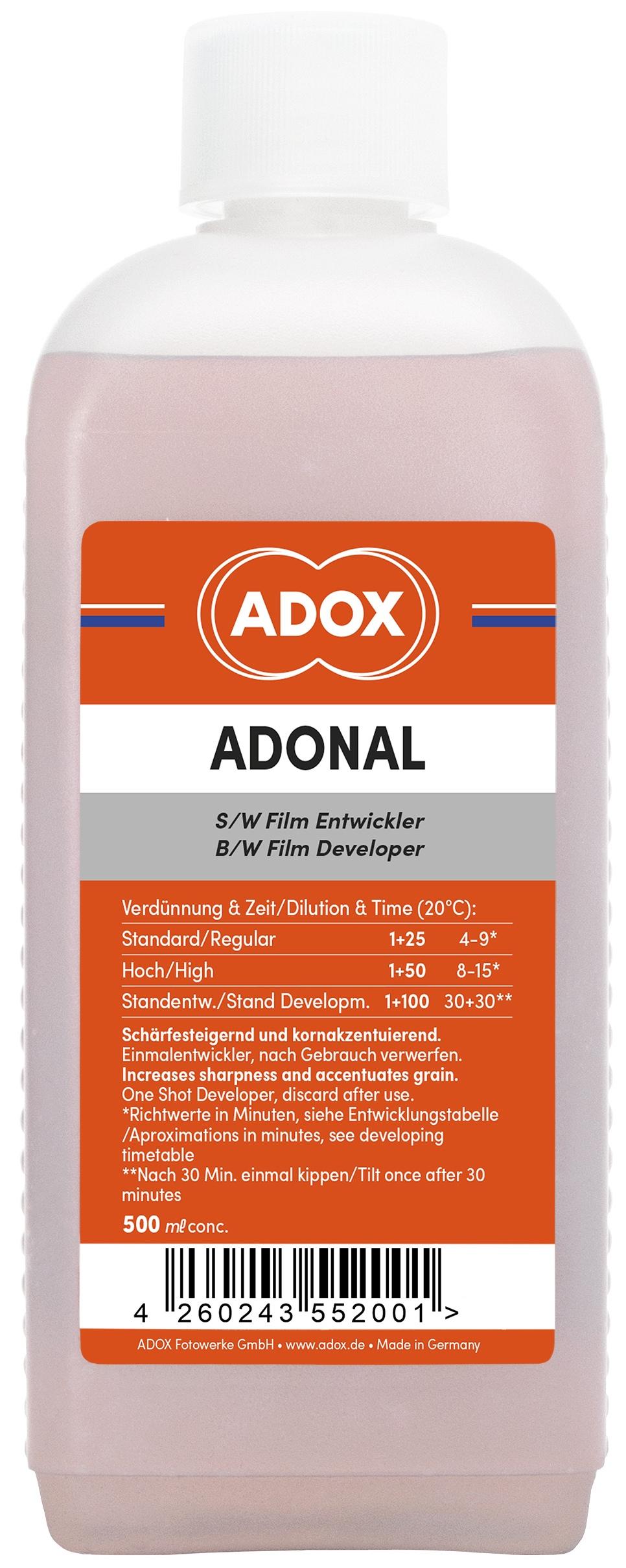 ADOX ADONAL/RODINAL 500 ml