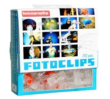 LOMOGRAPHY foto clips 110ks