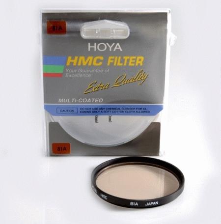 HOYA filtr konverzní KR2/81A HMC 52 mm