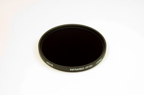 HOYA filtr IR R72 49 mm
