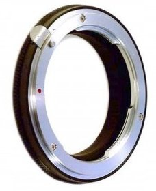 B.I.G. adaptér objektivu Nikon na tělo Olympus 4/3