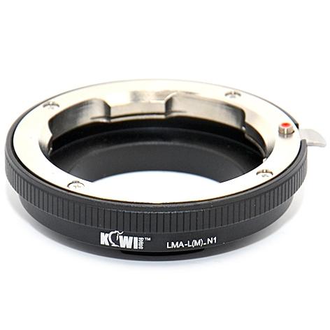 KIWI adaptér objektivu Leica M na tělo Nikon 1