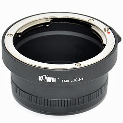 KIWI adaptér objektivu Leica R na tělo Nikon 1