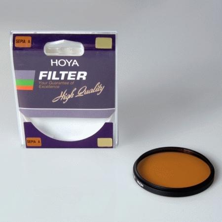HOYA Sepia A 49mm filtr