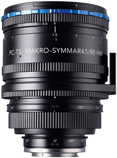 SCHNEIDER KREUZNACH PC-TS Makro-Symmar 90 mm f/4,5 HM pro Canon