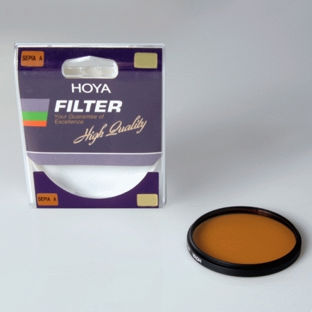 HOYA Sepia A 72mm filtr