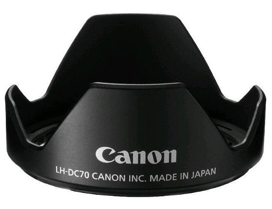 CANON LH-DC70 (PS G1X)