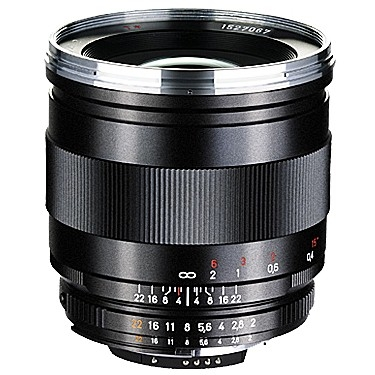 ZEISS Classic 25 mm f/2 Distagon T* ZE pro Canon