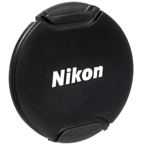 NIKON 1 Krytka objektivu 40,5mm LC-N40.5 černá