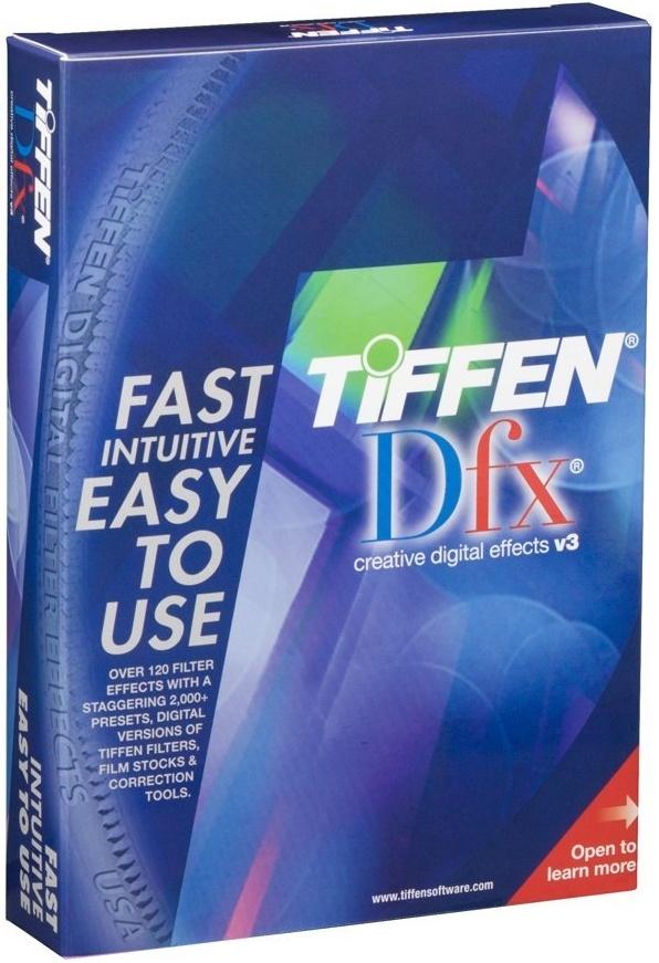 TIFFEN Dfx v3 Standalone - sada digitálních filtrů
