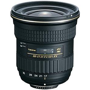 TOKINA 17-35 mm f/4 AT-X SD PRO IF FX pro Nikon F
