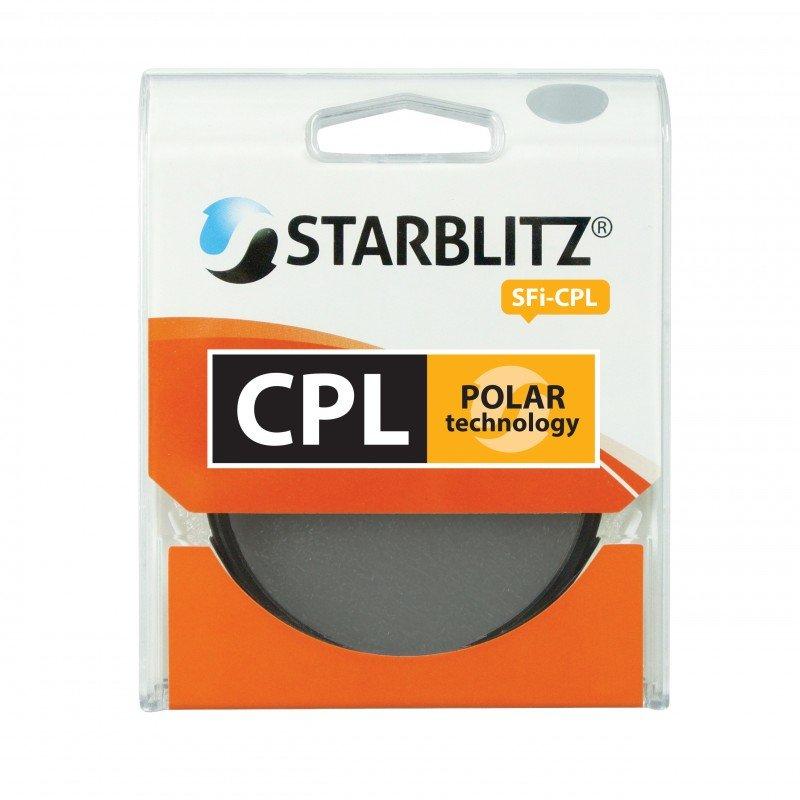 STARBLITZ filtr polarizační 72 mm