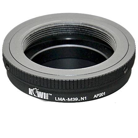 KIWI adaptér objektivu M39 na tělo Nikon 1
