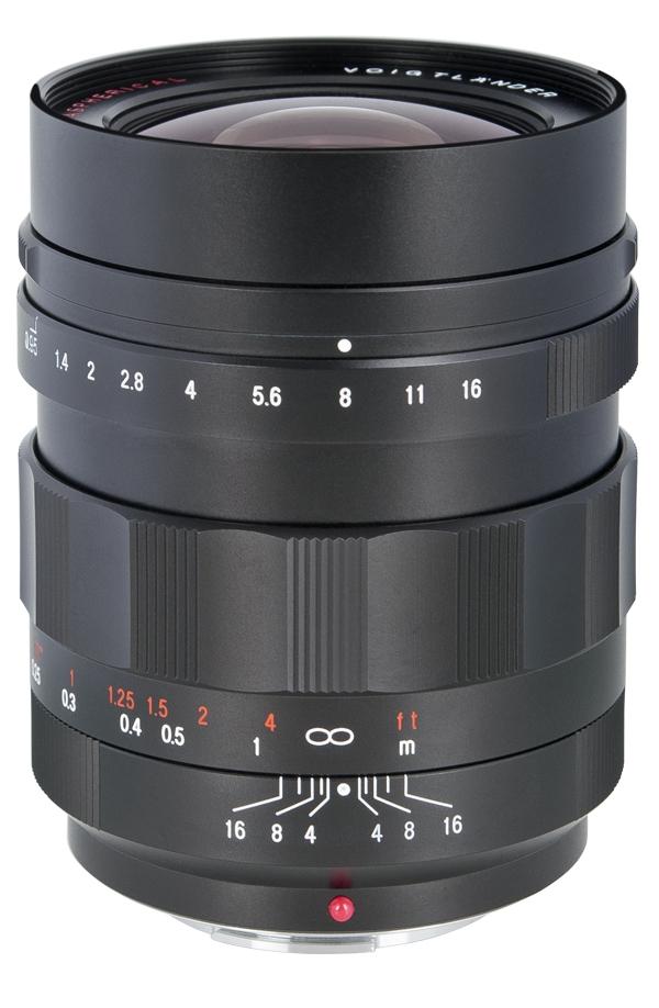 VOIGTLÄNDER 17,5 mm f/0,95 Nokton Asph. pro Olympus/Panasonic MFT