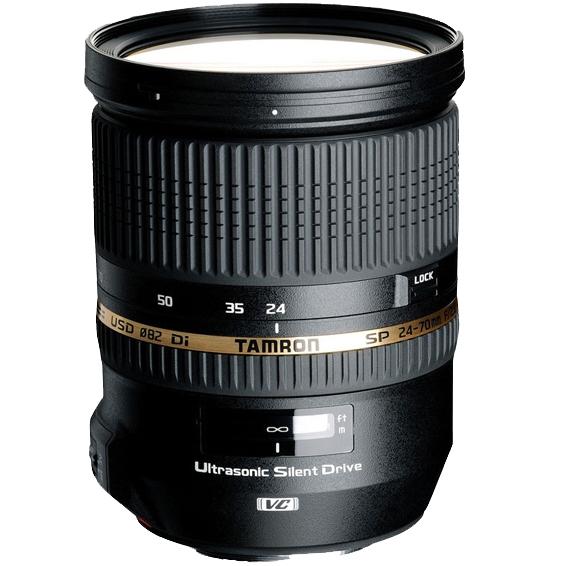 TAMRON 24-70 mm f/2,8 SP Di VC USD pro Canon