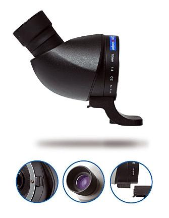KENKO Lens2scope pro objektivy s bajonetem Canon EOS - úhlový