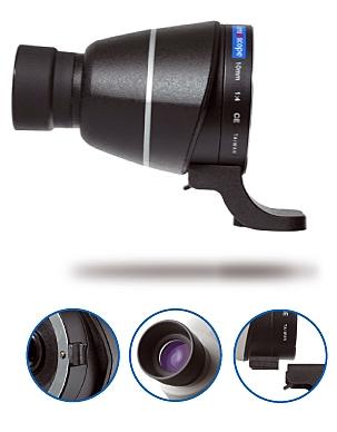 KENKO Lens2scope pro objektivy s bajonetem Canon - přímý