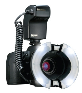 NISSIN makroblesk MF18 pro Nikon