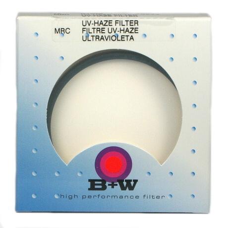 B+W filtr UV F-Pro MRC 122 mm