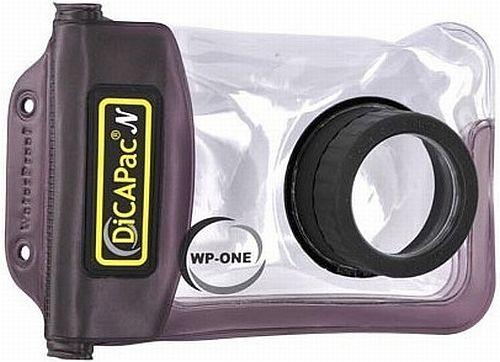 DiCaPac obal pod vodu pro kompakty WP-ONE