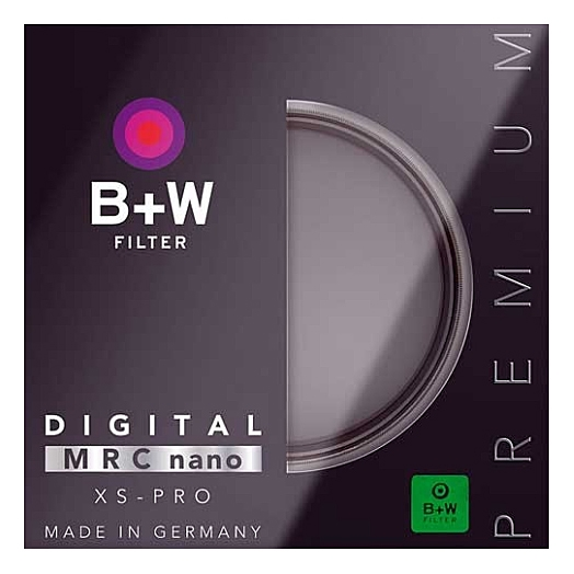 B+W filtr Polarizační cirkulární KSM XS-Pro Digital MRC nano 67 mm