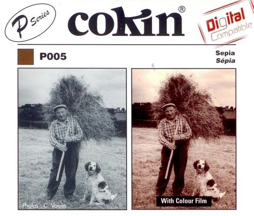 COKIN filtr P005 sepia
