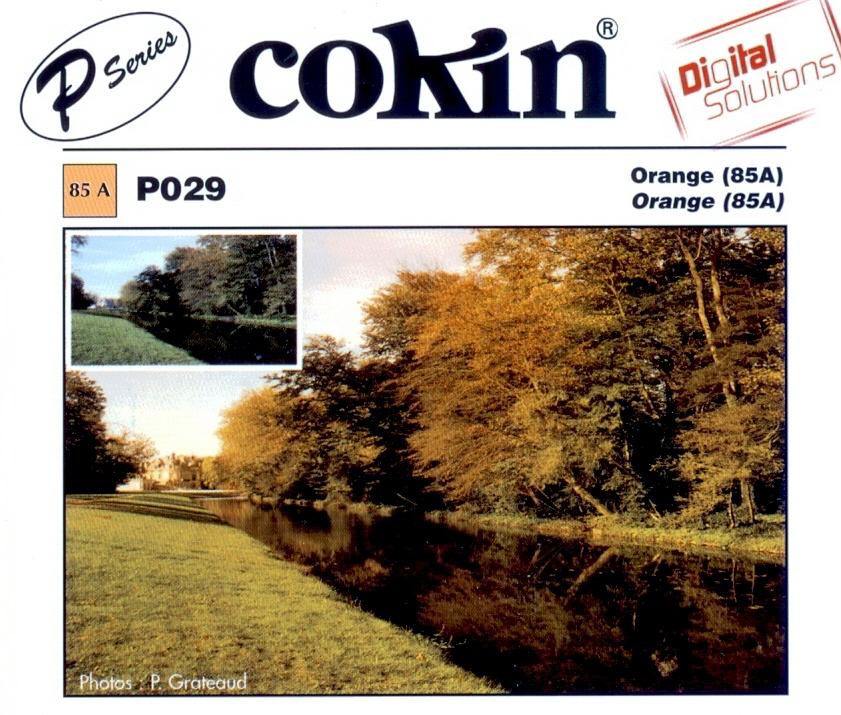 COKIN filtr P029 85A